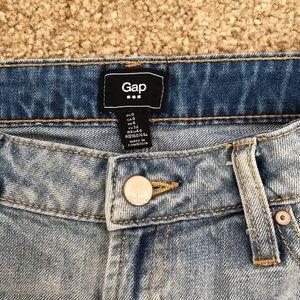 GAP Shorts - Gap Light Jean Shorts
